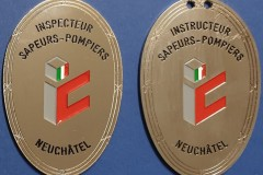 Badges-distinction